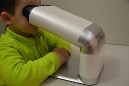 новый прибор для леченияблизорукости