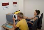 аппарат РЛ - 01. Лечение амблиопии , лазерстимуляция.