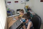 аппарат стробоскоп . Лечение амблиопии