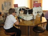 Тренировочный комбайн - ОЛТК-Д при лечении зрения